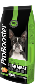 ProBooster no grain